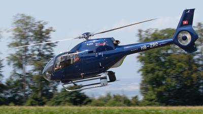 HB-ZRO - Eurocopter EC 120B Colibri - HeliLausanne