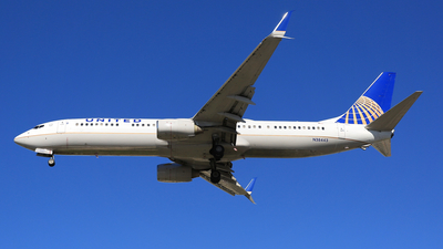 N38443 - Boeing 737-924ER - United Airlines
