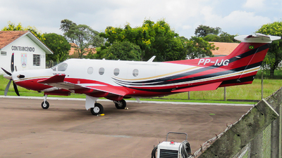PP-IJG - Pilatus PC-12/47E - Private