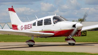G-BXEX - Piper PA-28-181 Cherokee Archer II - Private
