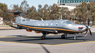 VH-TCP - Pilatus PC-12/47E - Private