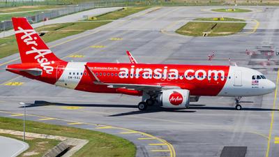 9M-RAL - Airbus A320-251N - AirAsia