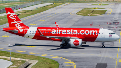 A picture of 9MRAL - Airbus A320251N - AirAsia - © Nigel Shim