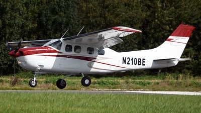 N210BE - Cessna T210N Turbo Centurion - Private