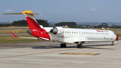 EC-MUG - Bombardier CRJ-1000 - Iberia Regional (Air Nostrum)