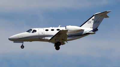 OK-OBR - Cessna 510 Citation Mustang - Private