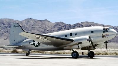 N53594 - Curtiss C-46F Commando - Private