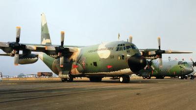 FAB2458 - Lockheed C-130E Hercules - Brazil - Air Force