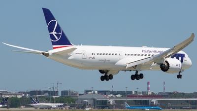 SP-LSE - Boeing 787-9 Dreamliner - LOT Polish Airlines