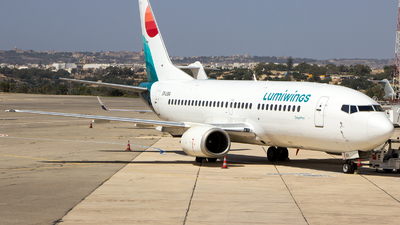 A picture of SXLWA - Boeing 737330 - Lumiwings - © MSA130