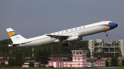 D-AIDV - Airbus A321-231 - Lufthansa