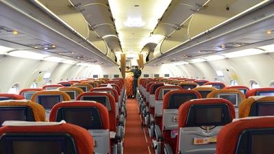 VT-SCJ - Airbus A319-112 - Air India