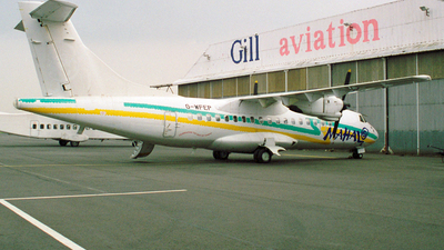 G-WFEP - ATR 42-300 - Gill Airways