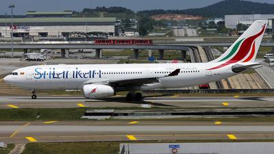 4R-ALJ - Airbus A330-243 - SriLankan Airlines