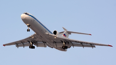 RA-85019 - Tupolev Tu-154M - Russia - Federal Security Service