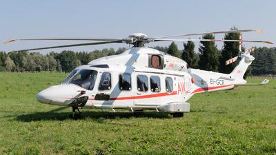 EI-GCR - Agusta-Westland AW-189 - Weststar Aviation Services