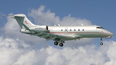 N356VJ - Bombardier BD-100-1A10 Challenger 350 - VistaJet