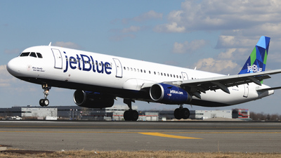 N907JB - Airbus A321-231 - jetBlue Airways