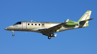 N392GA - Gulfstream G150 - Private