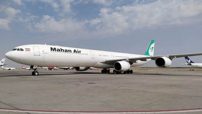 A picture of EPMMF - Airbus A340642 - Mahan Air - © Majid-Hasankhani