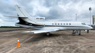 A picture of PPOPC - Dassault Falcon 50 - [227] - © Raphael Magalhães