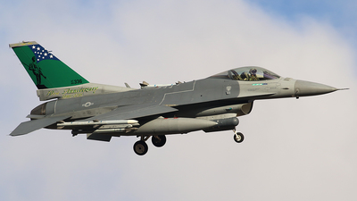 86-0336 - Lockheed Martin F-16C Fighting Falcon - United States - US Air Force (USAF)