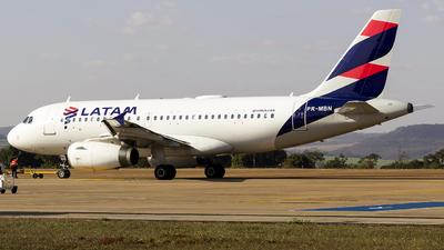 PR-MBN - Airbus A319-132 - LATAM Airlines