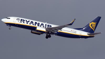 EI-DLB - Boeing 737-8AS - Ryanair