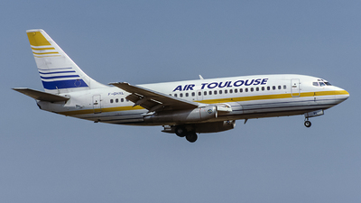 F-GHXL - Boeing 737-2S3(Adv) - Air Toulouse International