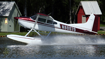 N80070 - Cessna A185F Skywagon - Private