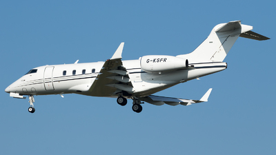 G-KSFR - Bombardier BD-100-1A10 Challenger 300 - London Executive Aviation