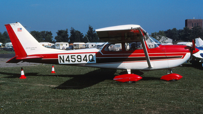 N4594Q - Reims-Cessna FR172G Rocket - Private