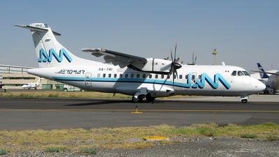 XA-TRI - ATR 42-500 - Aeromar