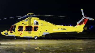 A picture of GNHVA - Airbus Helicopters H175 - Noordzee Helikopters Vlaanderen - © Bradley Bygrave