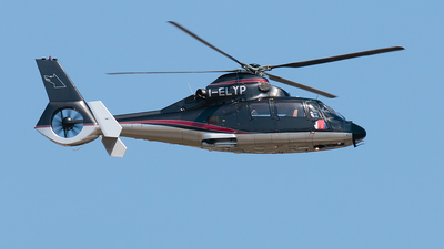 A picture of IELYP - Airbus Helicopters AS365 Dauphin - [6625] - © Enzo Gattullo - Plane Spotters Bari