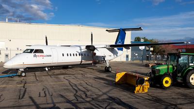 C-GBCT - De Havilland Canada Dash 8-300 - Central Mountain Air