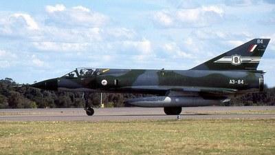 A3-84 - Dassault Mirage 3O - Australia - Royal Australian Air Force (RAAF)