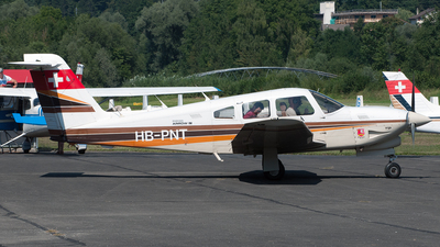 A picture of HBPNT - Piper PA28RT201T - [28R8431031] - © PAUL LINK