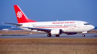 D-AHLI - Boeing 737-5K5 - Georgian Airways (AirZena)