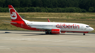 D-ABKE - Boeing 737-86J - Air Berlin