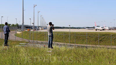 EDDM - Airport - Spotting Location