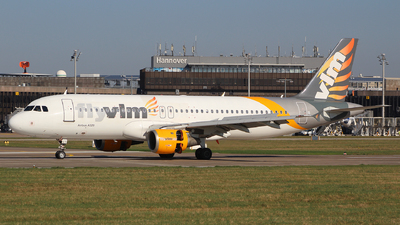 OO-TCT - Airbus A320-212 - VLM Airlines