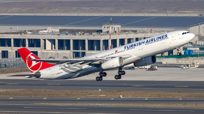 A picture of TCJNN - Airbus A330343 - Turkish Airlines - © Mustafa Sandikci
