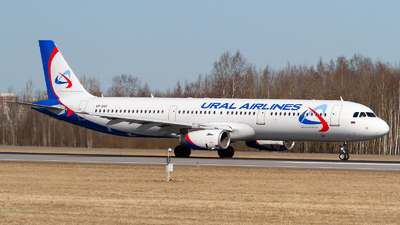 A picture of VPBVF - Airbus A321231 - Ural Airlines - © Andrei Kurach