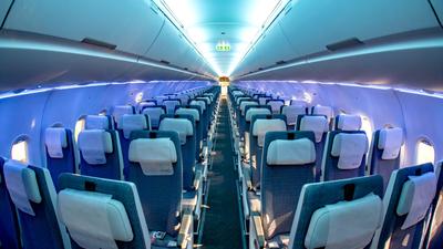 P4-KGA - Airbus A321-271NX - Air Astana