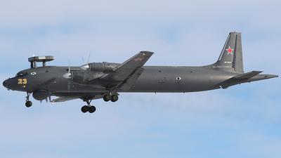 RF-75322 - Ilyushin IL-38N - Russia - Navy