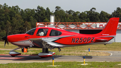 N250PZ - Cirrus SR22T Potenza - Cirrus Design Corporation