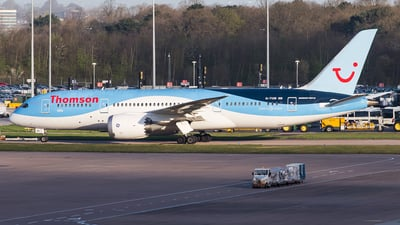 G-TUIB - Boeing 787-8 Dreamliner - Thomson Airways