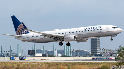 N37474 - Boeing 737-924ER - United Airlines