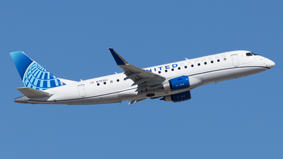 N78361  - Embraer 170-200LL - United Express (Mesa Airlines)